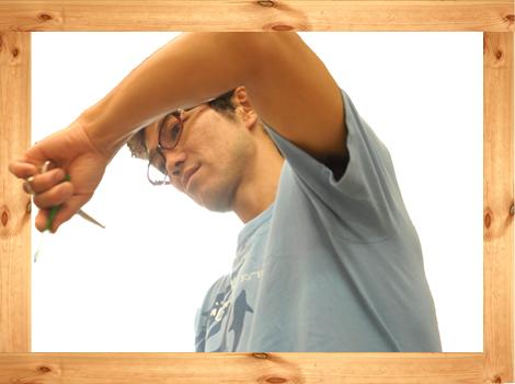 「大人のお洒落を楽しめる理容室」カットハウスアディア-honnin